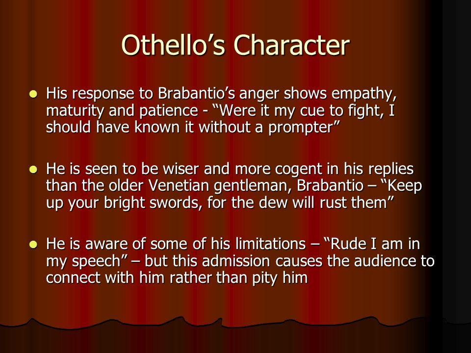 othello personality
