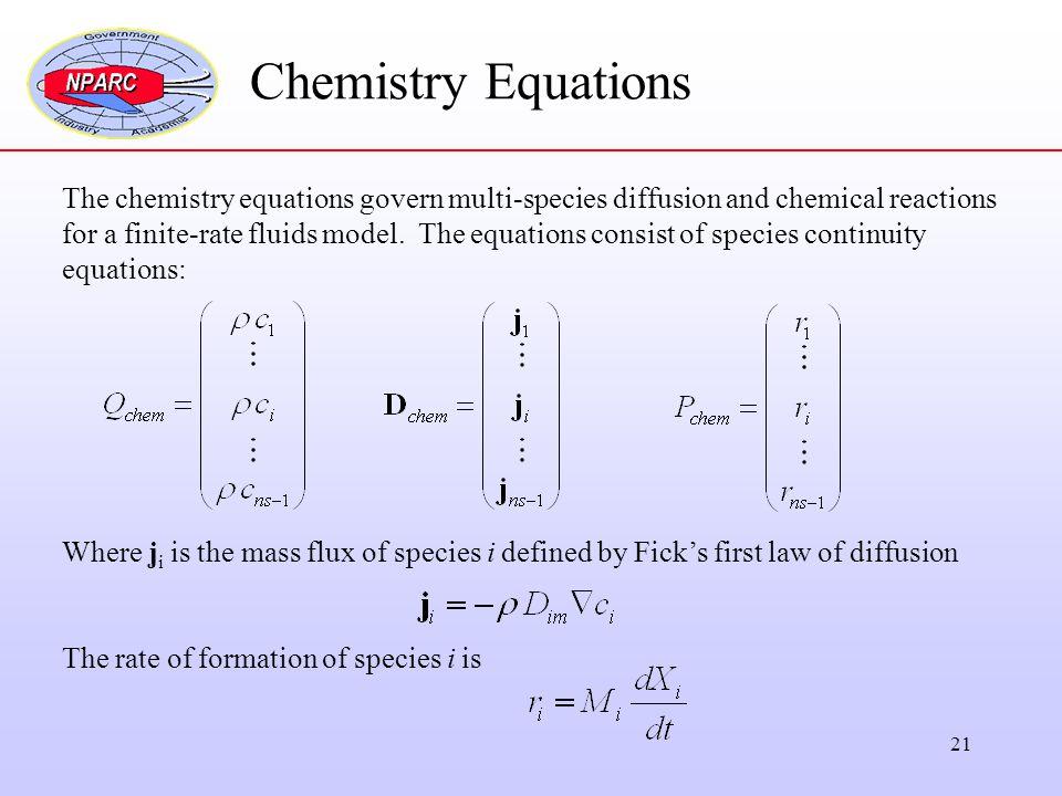 Conservation Equations - ppt video online download