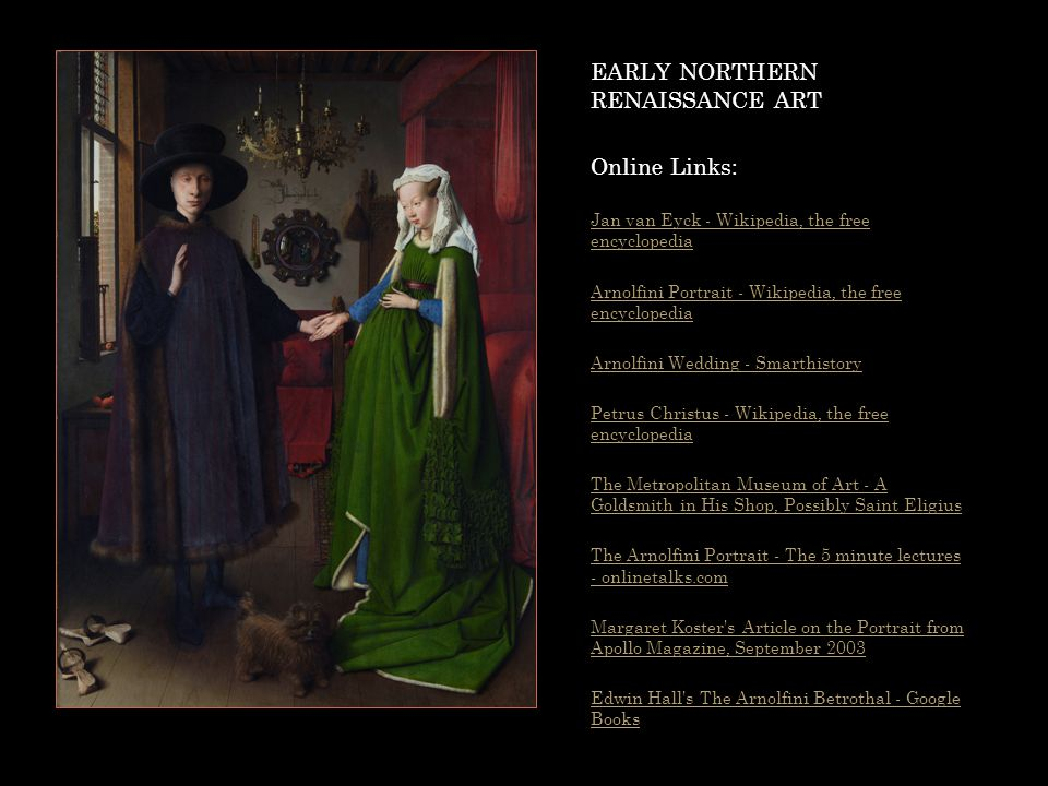 Gender Roles And Relationships Early Northern Renaissance Ppt