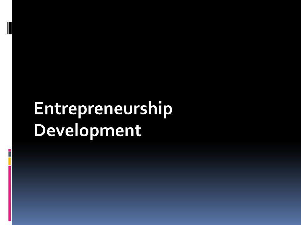 Entrepreneurship development programme ppt video online download.