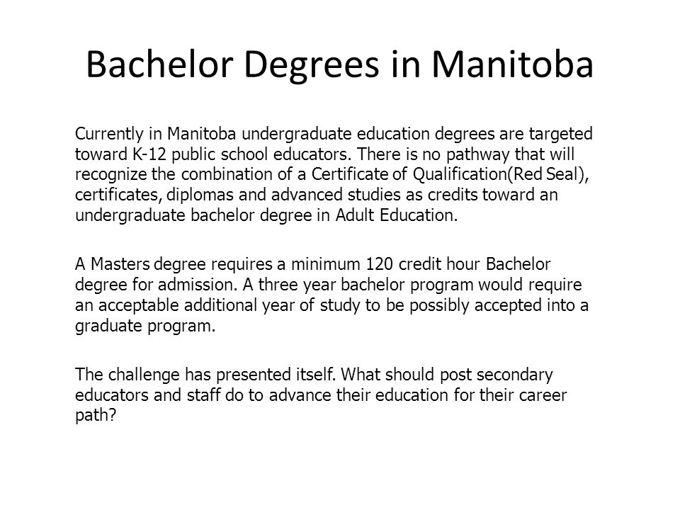 Bachelor Of Arts In Adult Education Ppt Video Online Download