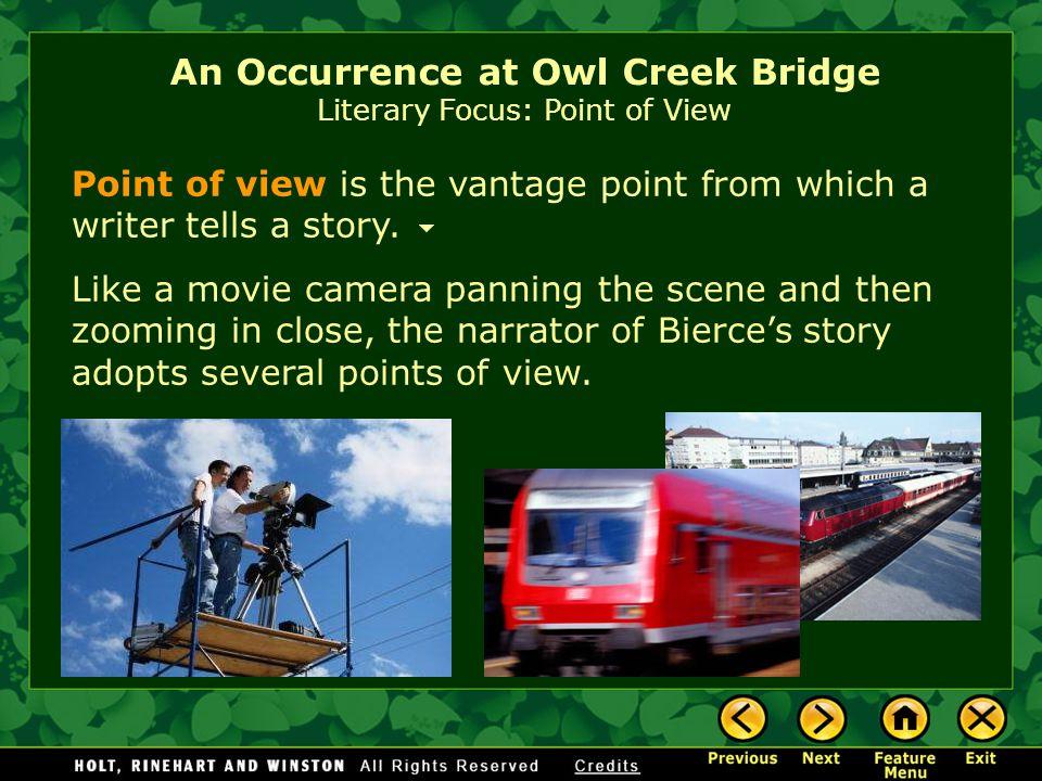 owl creek bridge story