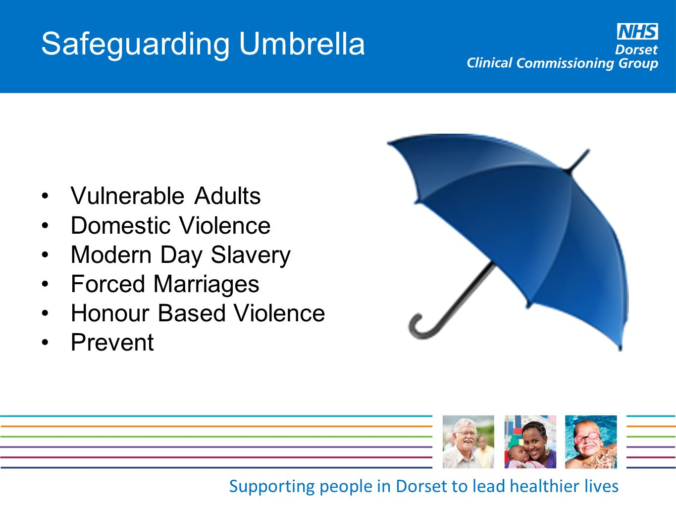 Safeguarding Umbrella