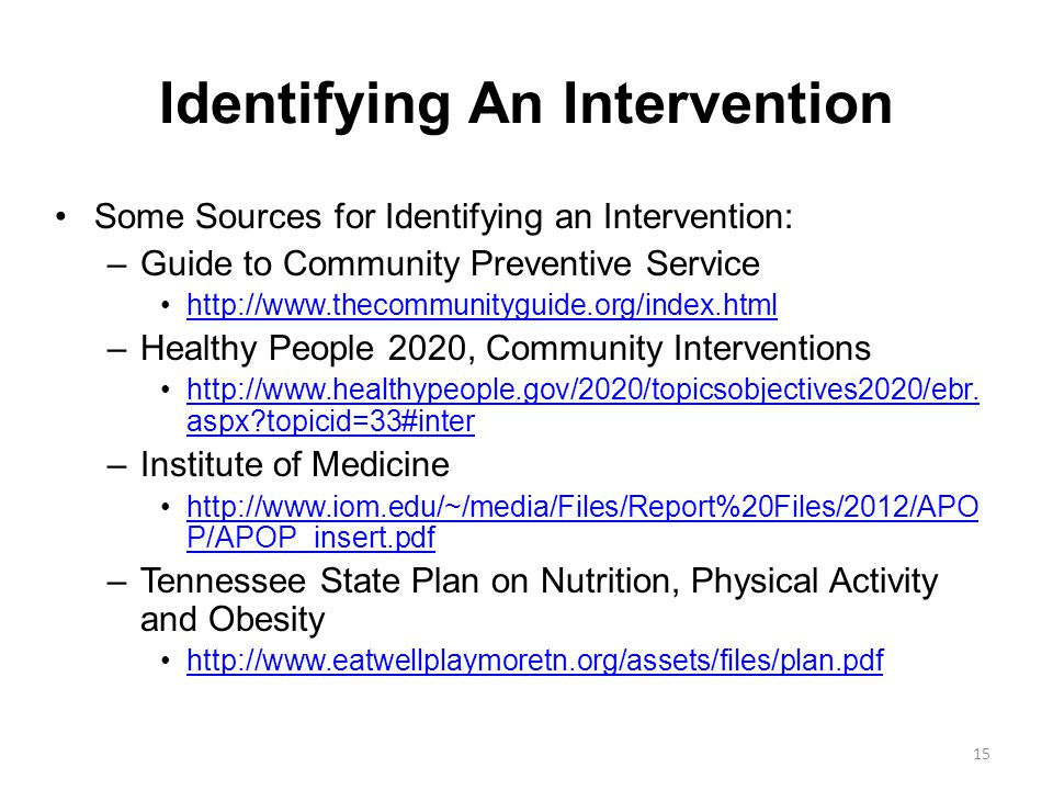 Primary prevention initiative obesity module ppt video - Healthy people 2020 is a plan designed to ...