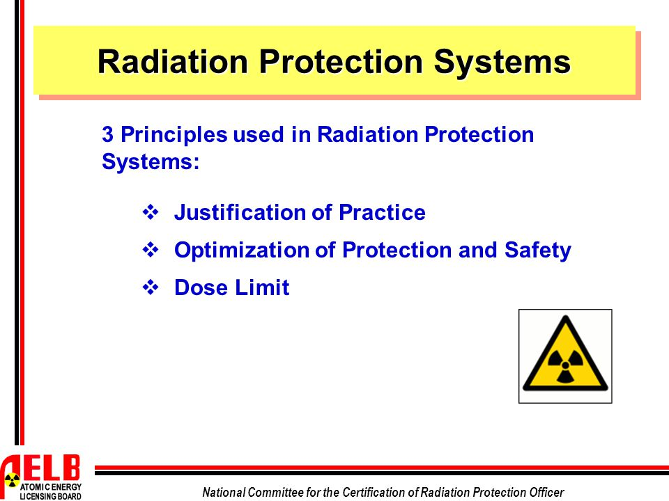 a5ea86b59622 RADIATION PROTECTION PRINCIPLES - ppt video online download