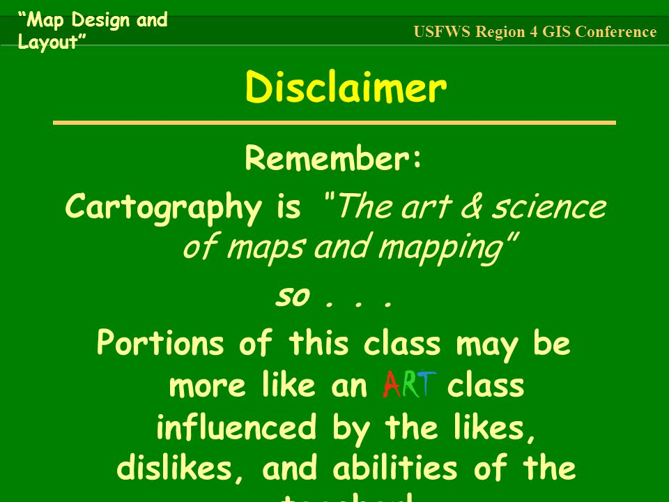 """Map Design and Layout"""" - ppt download"""
