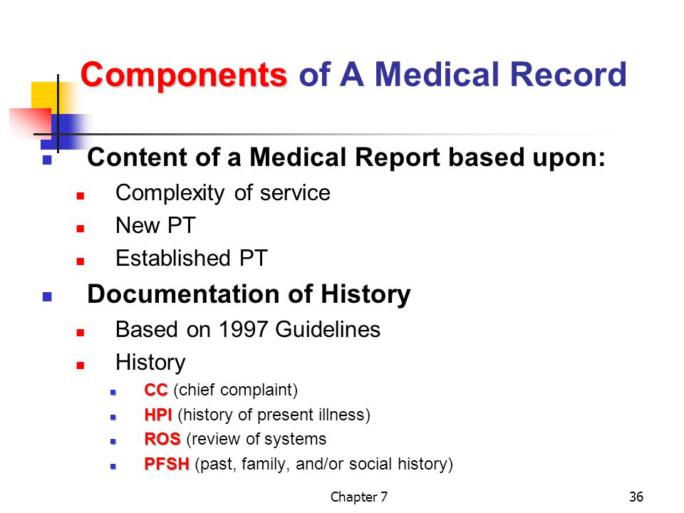 documentation and the medical record ppt video online download rh slideplayer com medical documentation guidelines for cachexia medical assistant documentation guidelines