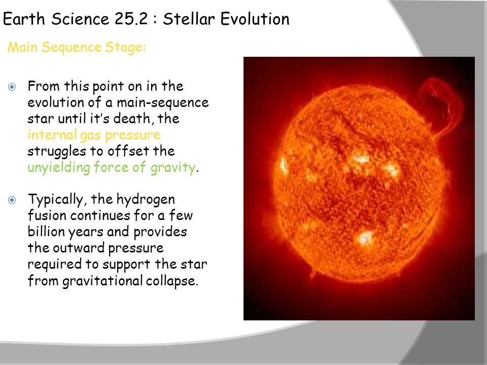 The Birth and Evolution of Stars - ppt download