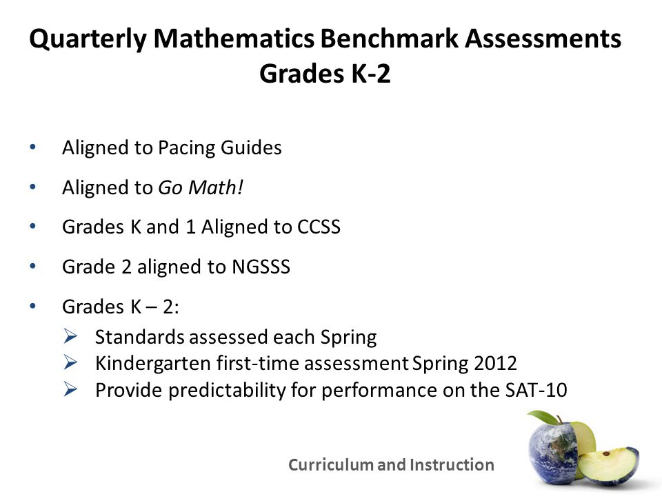 Mathematics And Science The Programs And Their Monitoring