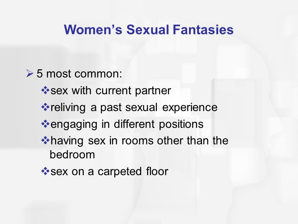 Women s favorite sexual fantasy foto 119