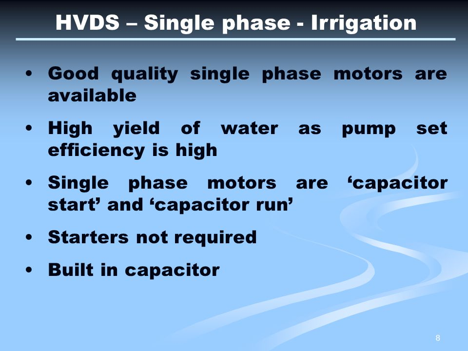 Single Phase Transformers in H. V. Distribution Systems - ppt video ...