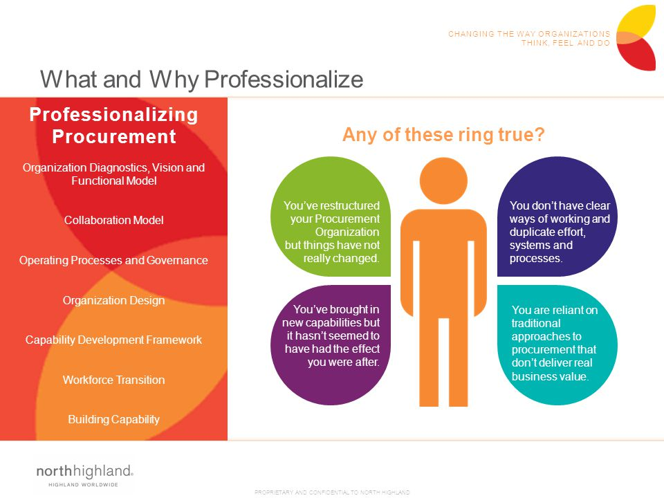 What and Why Professionalize