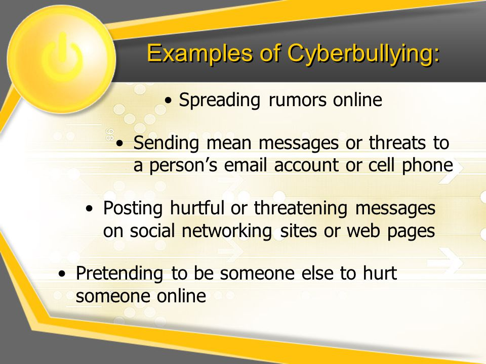 the importance of addressing the issue of cyberbullying Addressing the challenge of cyberbullying  generally revolve around school-age children and often call on schools to address the issue  the importance of.