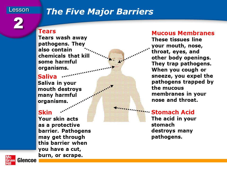 The Five Major Barriers