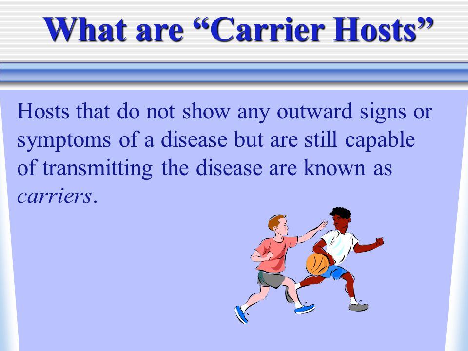 What are Carrier Hosts