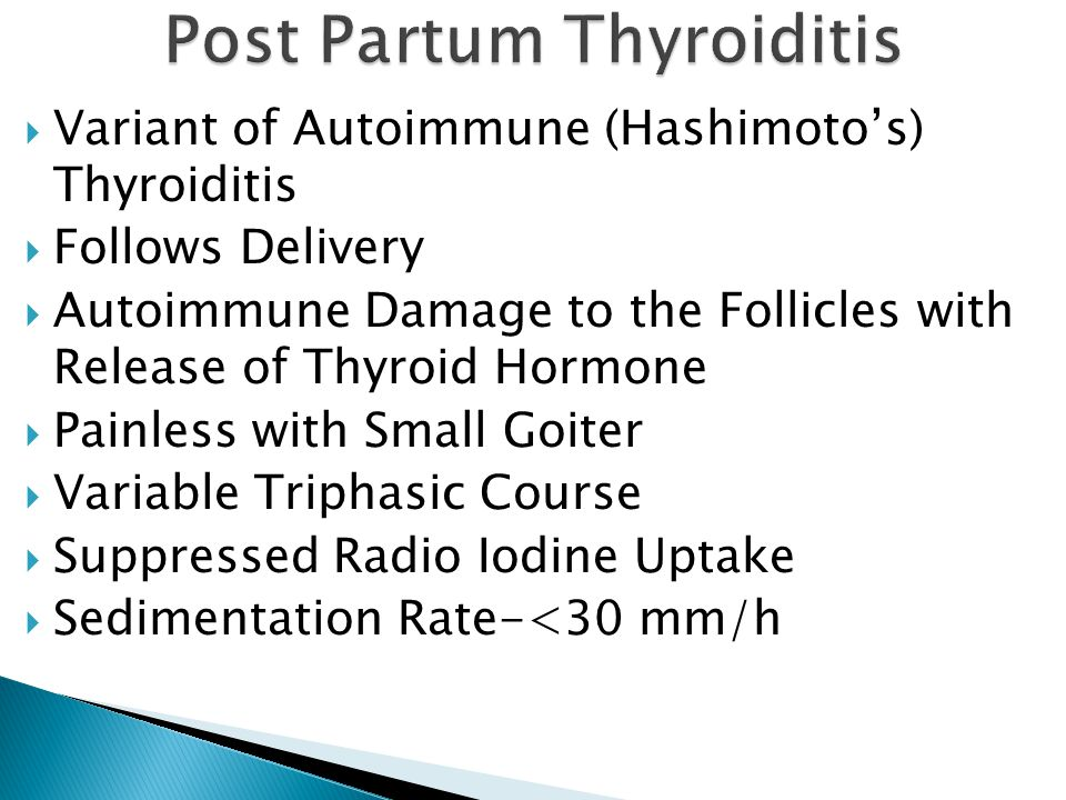 Subacute Thyroiditis And Related Disorders - ppt video online download