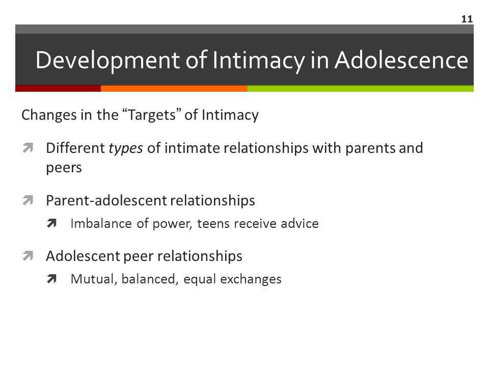 types of intimacy in relationships