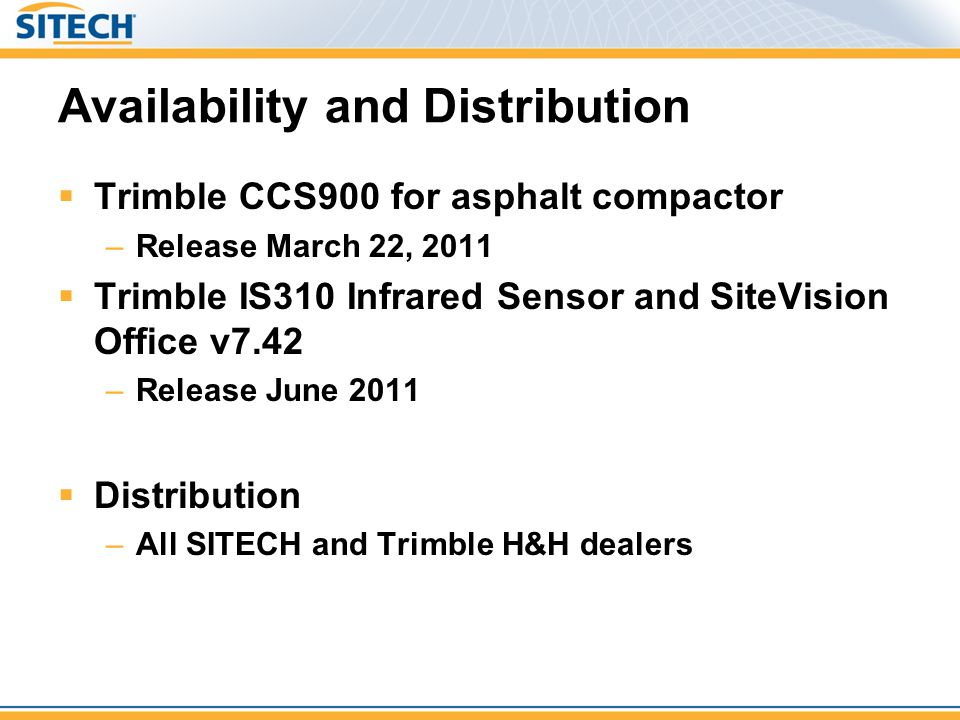 CCS900 for Asphalt Compactors - ppt video online download