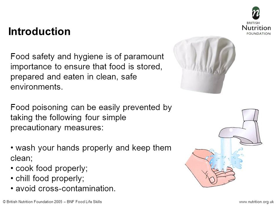 Food safety and hygiene - ppt video online download