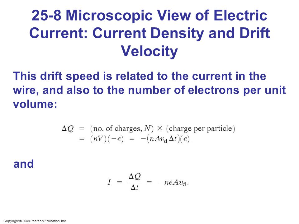 Speed Of Electric Current In A Wire Wire Center