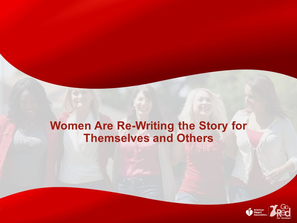 Women Are Re-Writing the Story for Themselves and Others