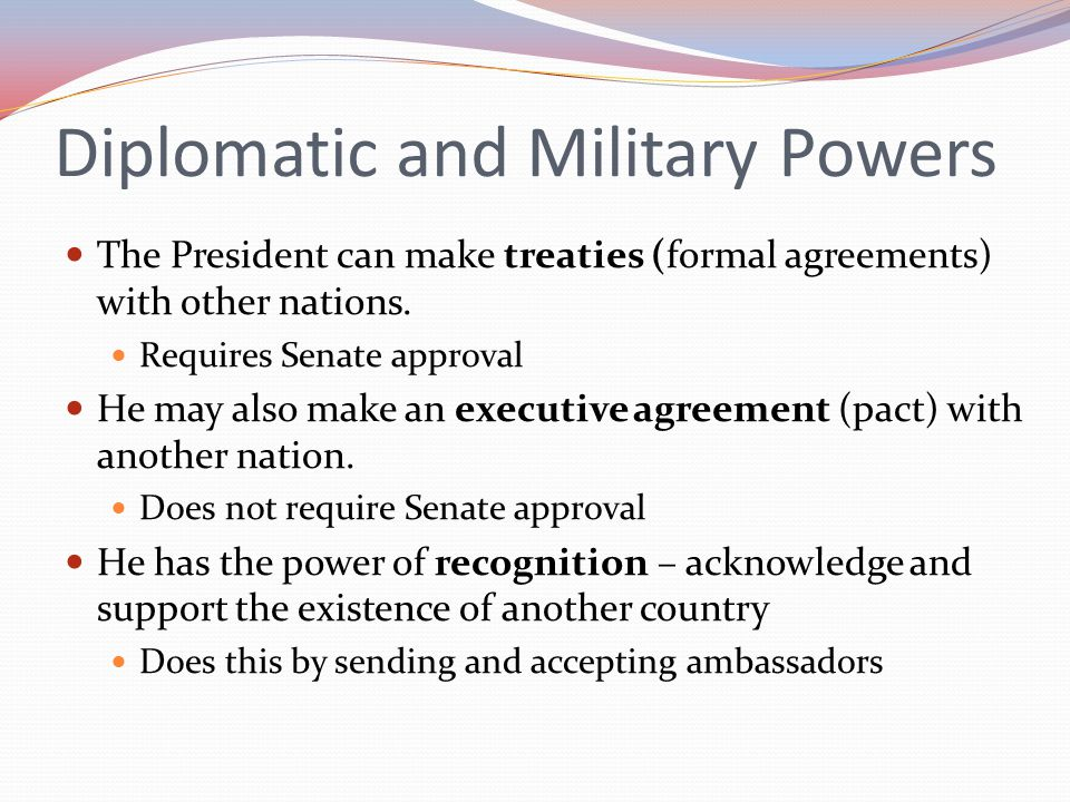 The Presidency In Action Ppt Video Online Download