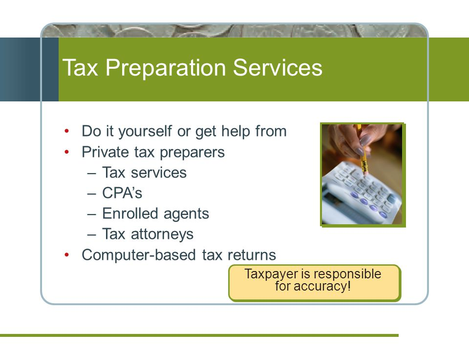 Preparing your taxes 3 ppt video online download tax preparation services solutioingenieria Image collections