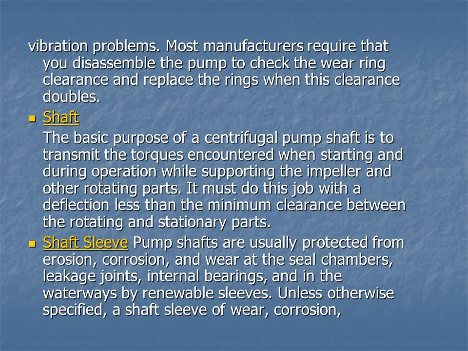 Centrifugal Pump Course Dec-01 to Dec - ppt download
