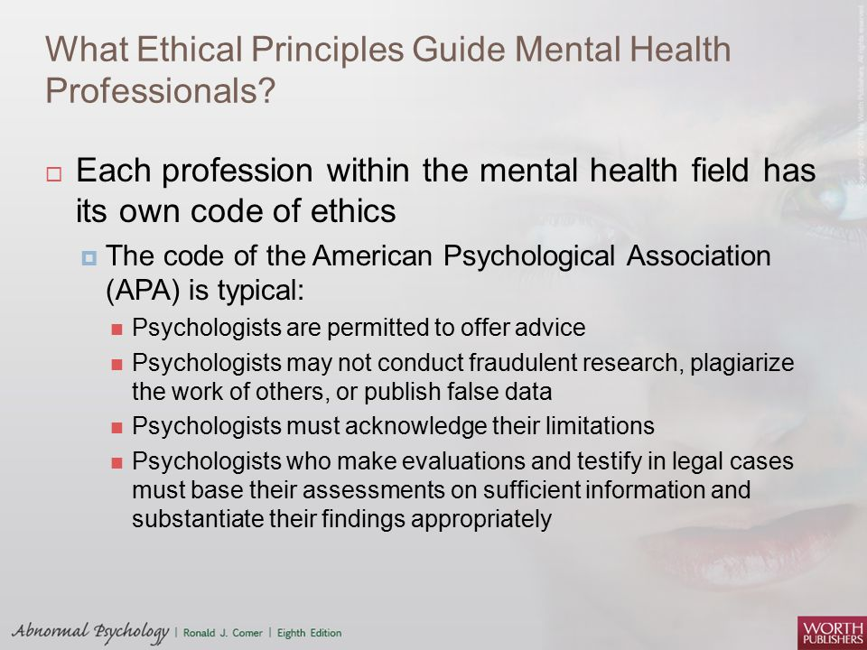 Society And The Mental Health Profession Ppt Video Online Download