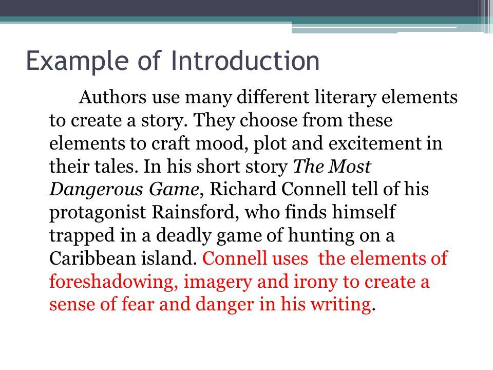 short story analysis example pdf