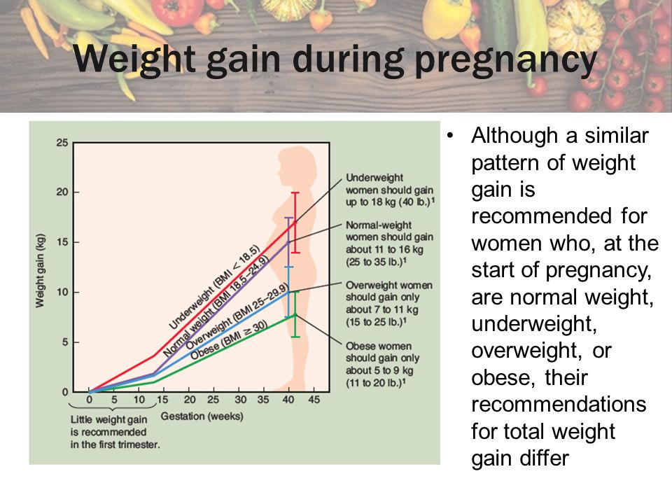 Nutrition During Pregnancy And Infancy Ppt Download