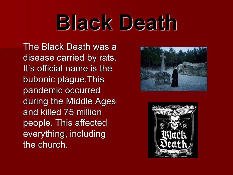 The Black Death Flashcards | Quizlet