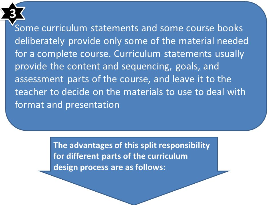 Approaches to Curriculum Design - ppt video online download