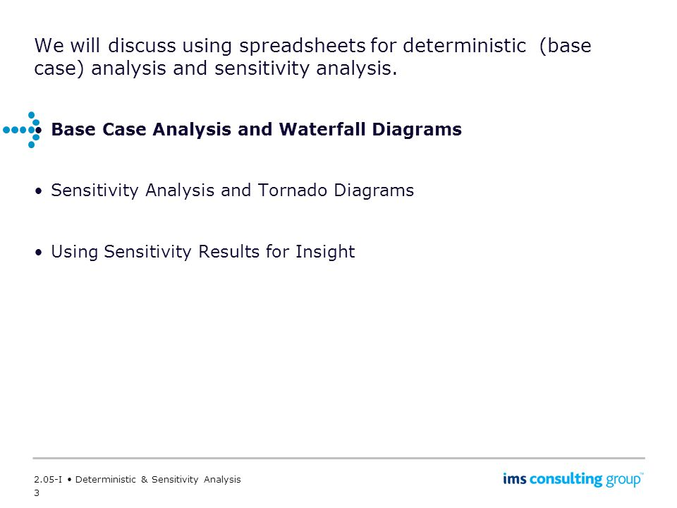 Base case and sensitivity analysis waterfall and tornadoes ppt 3 we ccuart Choice Image