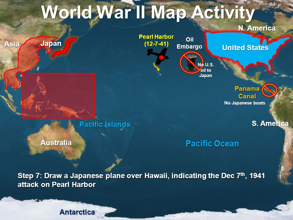 Map Of Asia After Ww2.Mapping The Pacific Theater Ppt Video Online Download