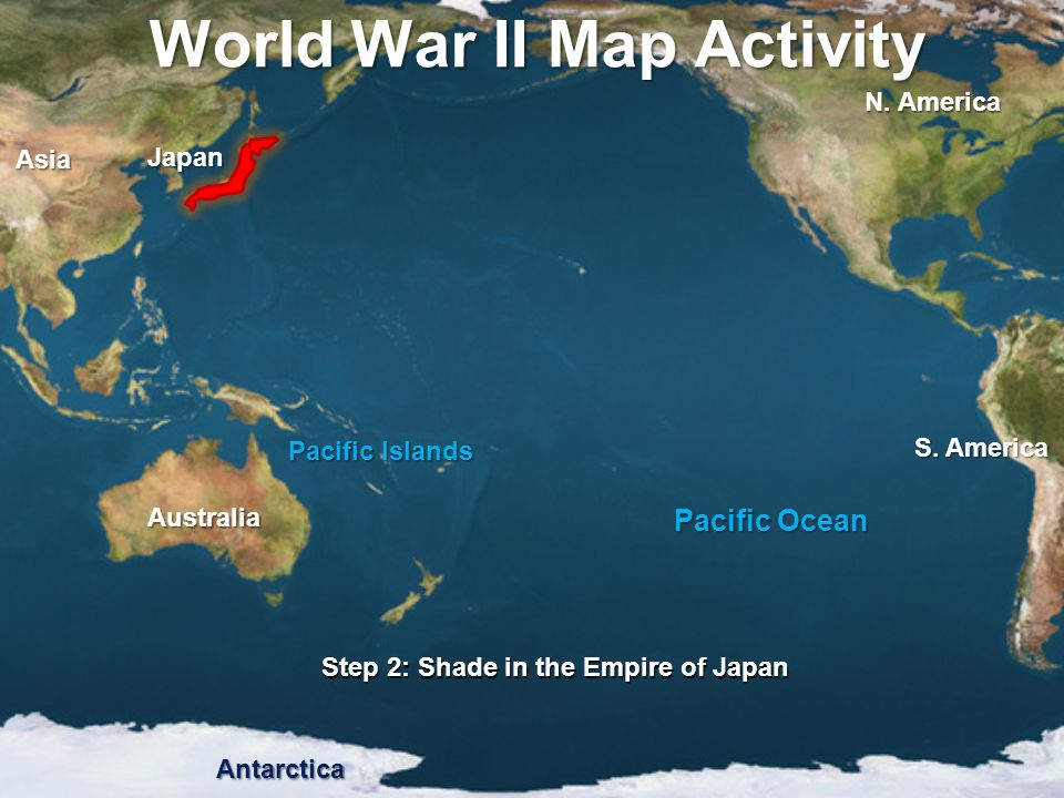 Mapping The Pacific Theater - ppt video online download
