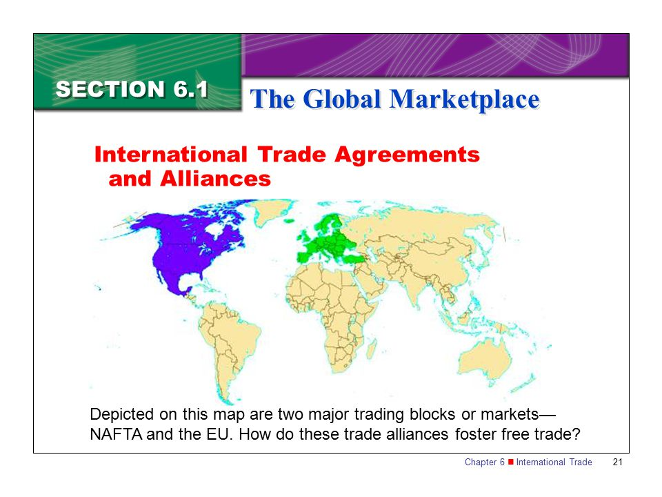 Section 61 The Global Marketplace Ppt Download