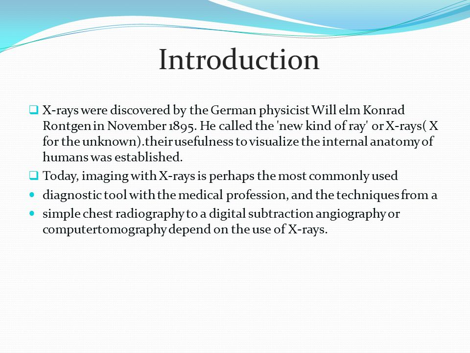 A Technical Seminar On X-RAY AND CT SCAN. - ppt video online download b79950989