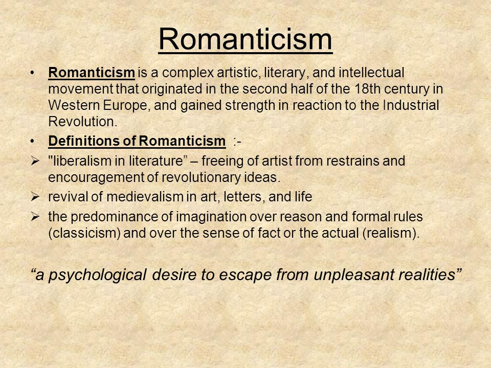 john keats contribution to romanticism