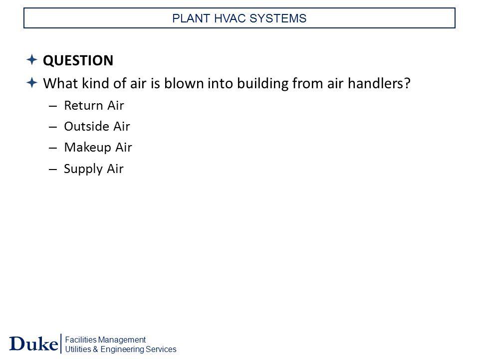 Plant Hvac Systems Du 109 Pp Plant Hvac Systems Ppt Download