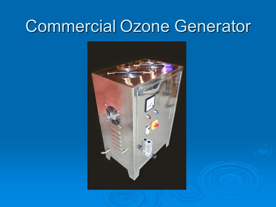 OZONE Qmax Greentech Useful Information Help You To