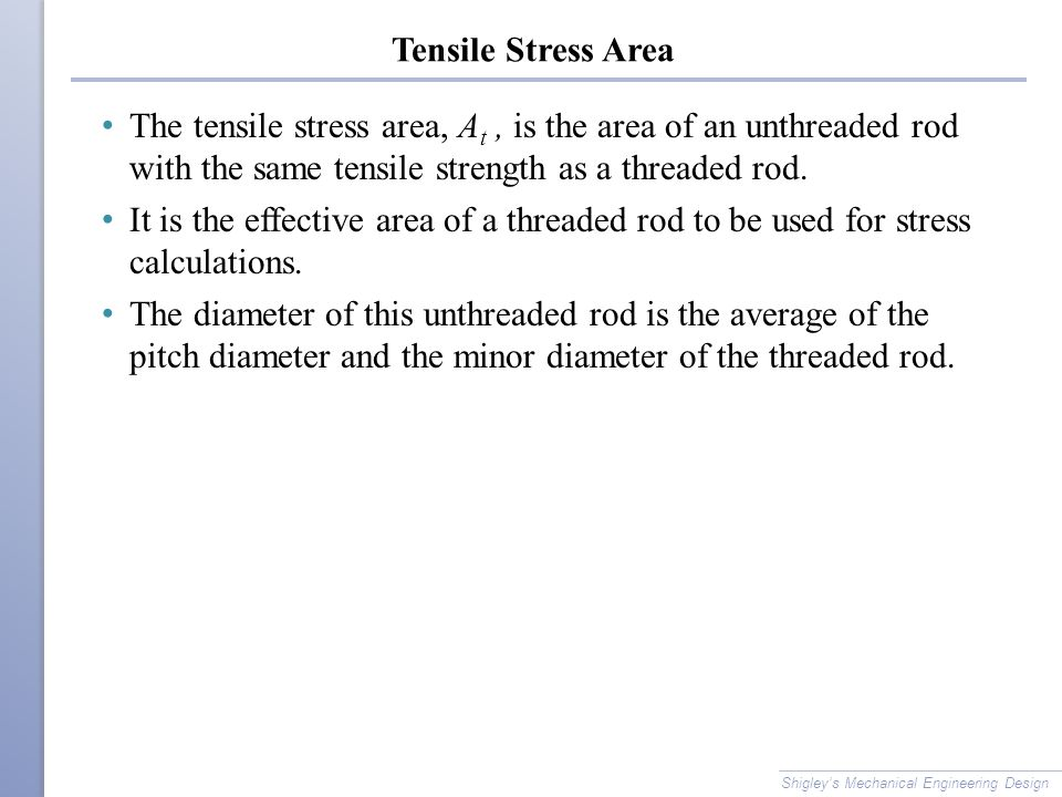 how to find the tensile strength metal rod