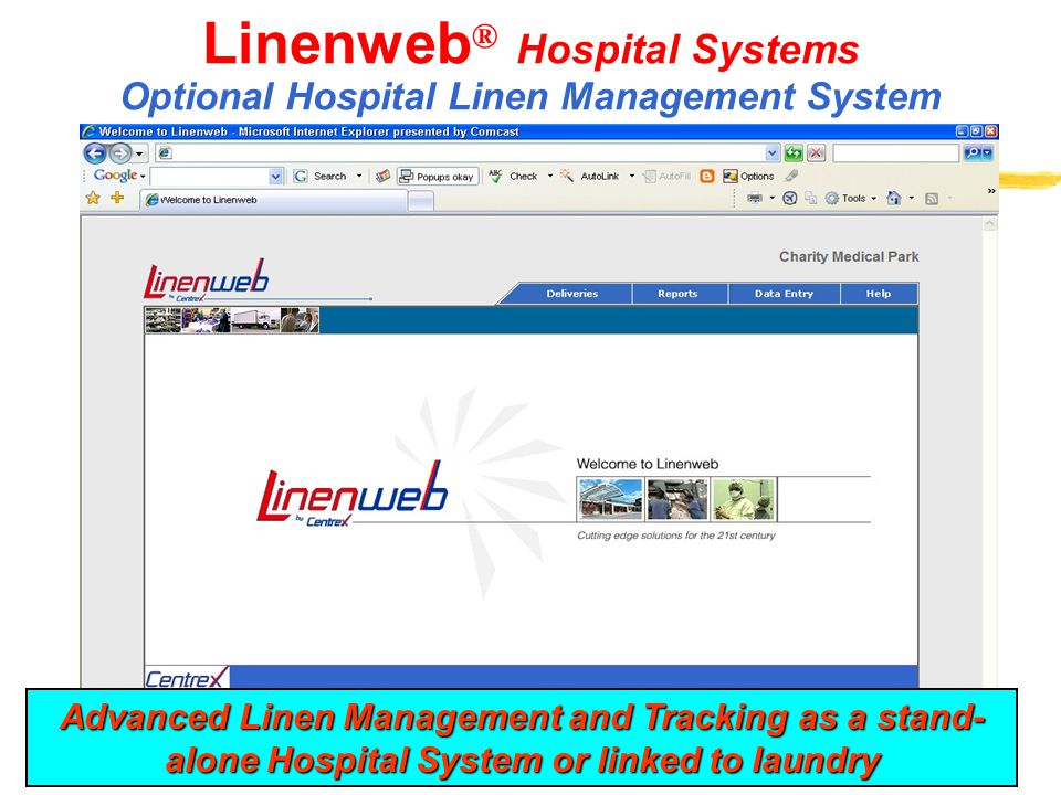 Linenweb Technology and Services Overview - ppt video online