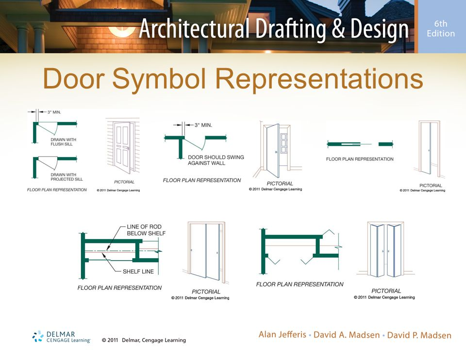 Chapter 16 Floor Plan Symbols Ppt Video Online Download