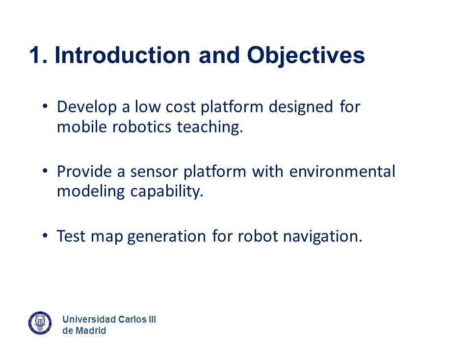 Mobile Robotics Teaching Using Arduino and ROS - ppt download