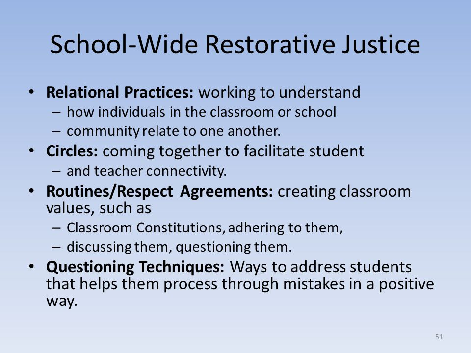 picture about Restorative Justice Printable Worksheets identify Successful Effortless Restorative Justice Routines - ppt