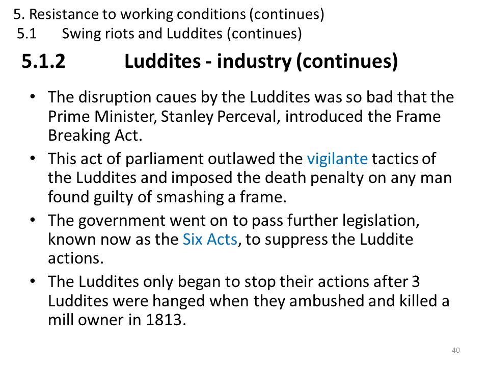 Unit 1 - Changes during the Industrial Revolution in Britain - ppt