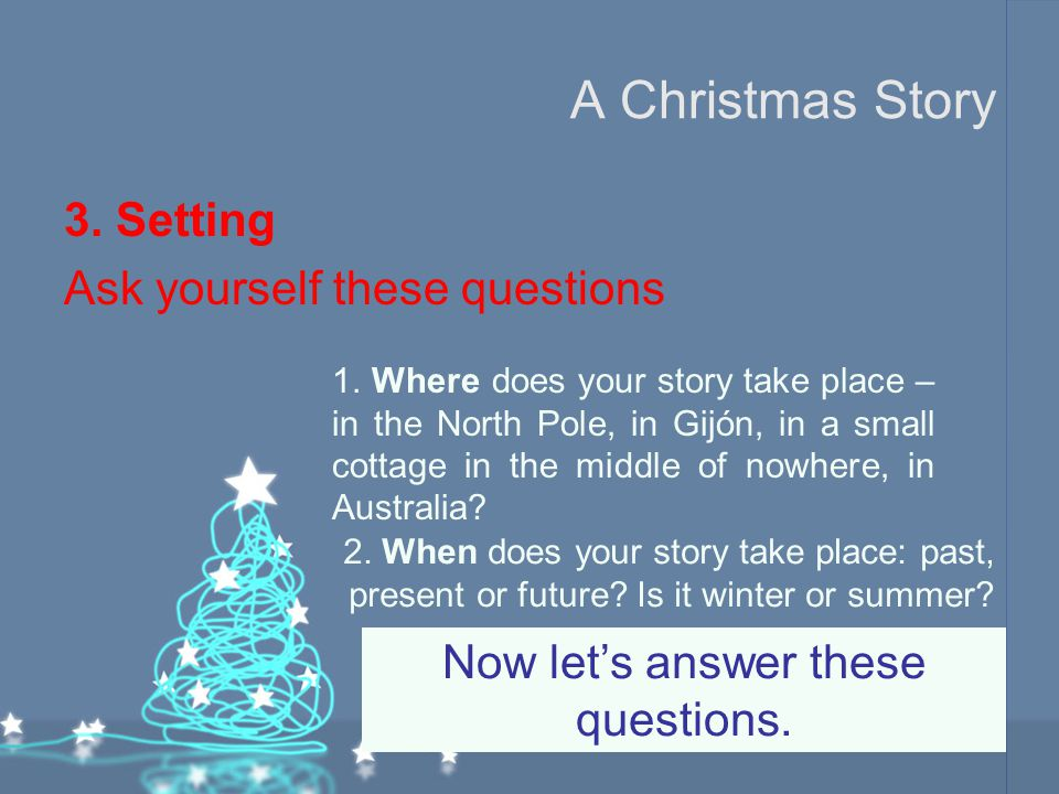9 now lets answer these questions a christmas - What Year Did A Christmas Story Take Place