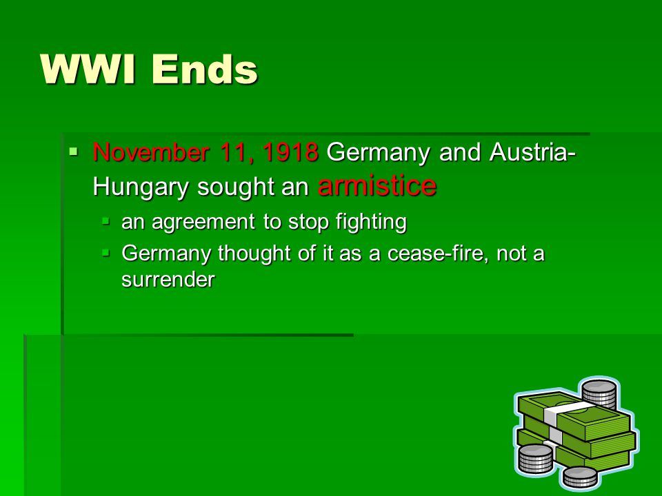 Outcomes Of Wwi Ppt Download