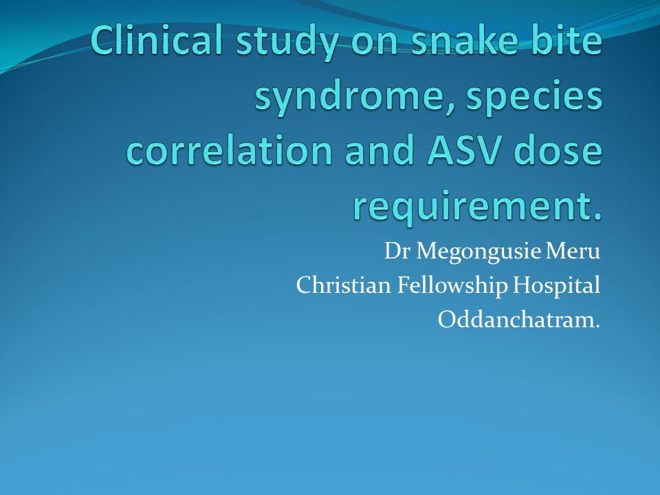 Dr Megongusie Meru Christian Fellowship Hospital Oddanchatram  - ppt